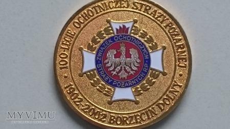 100 Lecie OSP Borzęcin Dolny