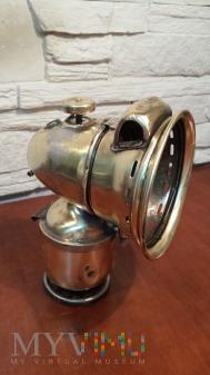 Lampa Rowerowa NIRONA lampa na karbid