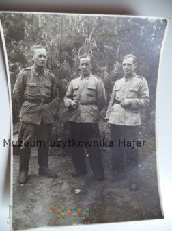 Zdjęcie żołnierzy LWP Berlin 1945 rok