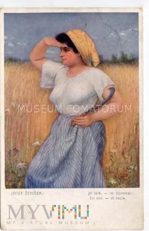 Żenisek - W lecie - 1917