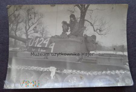 Czołg T-54 zdjęcie