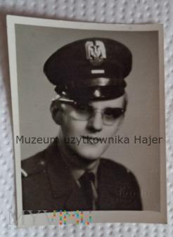 Duże zdjęcie Zdjęcie żołnierza LWP Starszy szeregowy WOPK