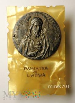 Twarz Pana Jezusa, pamiątka ze Lwowa