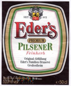 EDER'S PILSENER