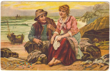 Kemm - On i Ona - Nad morzem