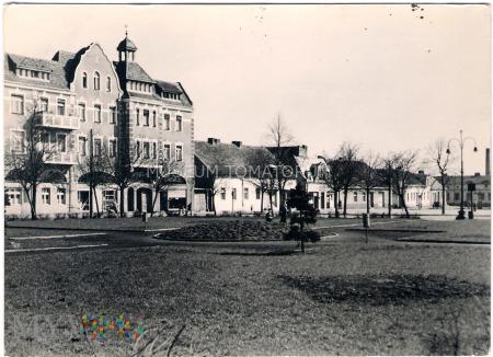Kruszwica - Rynek - 1968