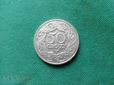50 GROSZY 1923 ROK