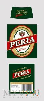 Projekt etykiet do piwa PERŁA EXTRA, butelka 0,3 l