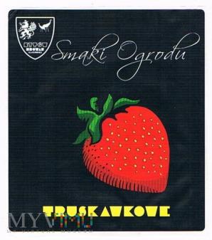 smaki ogrodu truskawkowe
