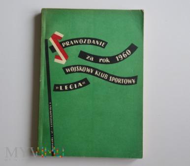 Sprawozdanie za rok 1960