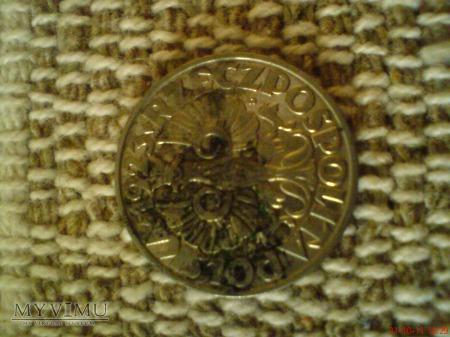 Moneta 50 gr. z 1923 r.