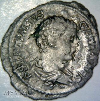 Denar, Geta . 207 ,RIC 34b (opis do poprawy)