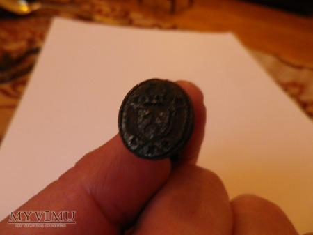 Herb Ogończyk-pieczęć do lakowania nr 3