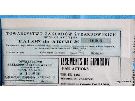 Towarzystwo Zakładów Żyrardowskich S.A