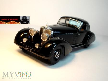 MERCEDES 500K AUTOBAHNKURIER (1934)