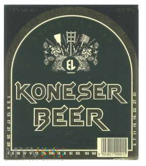 koneser beer