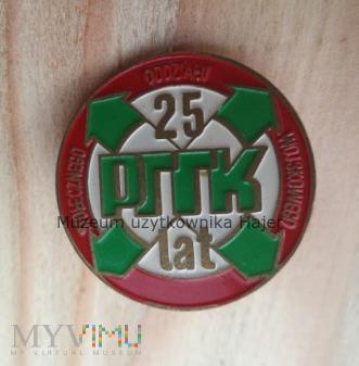 25 Lat PTTK Stołecznego Oddziału Wojskowego