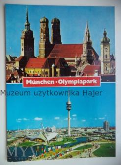 München - Olympiapark widokówka