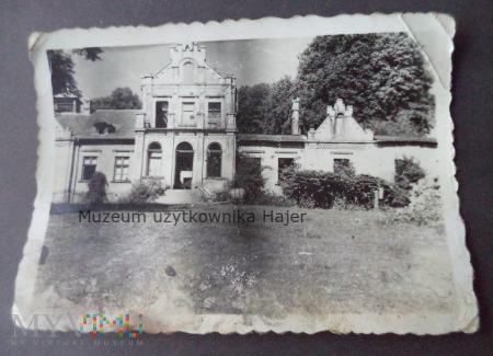 Pałac duchów Szczerzec 1939 Komp.szkolna