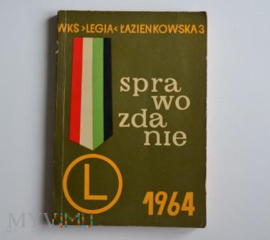 Sprawozdanie za rok 1964