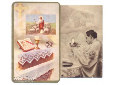 Pamiątka I Mszy Św. Piekary 1937