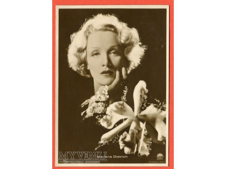 Marlene Dietrich Ross Splendid nr. 697