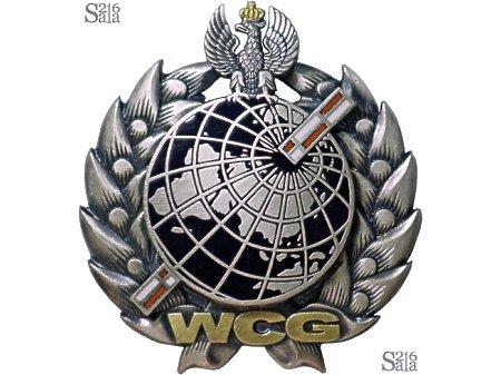 WCG - odznaka pamiątkowa