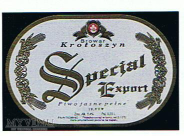 specjal export