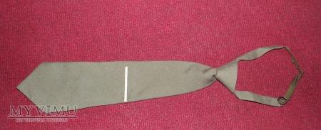 Radziecki krawat oficerski.