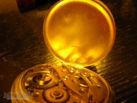 Herb Ostoja- zegarek kieszonkowy