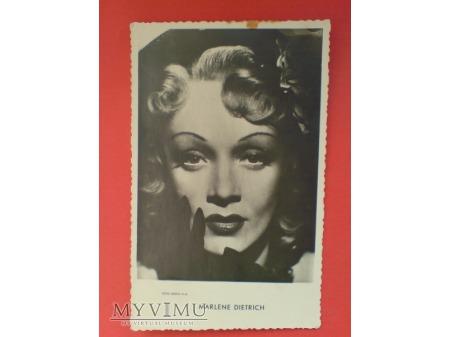 """Marlene Dietrich sesja """"Martin Roumagnac"""" MARLENA"""