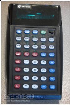 Commodore SR-1800