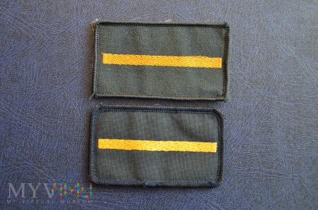Oznaki stopnia PSP - starszy strażak