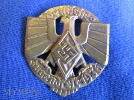 Festiwal Młodzieży Niemieckiej 1936 r.