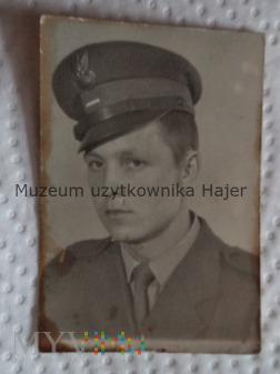 Duże zdjęcie Żołnierz LWP Starszy szergowy 1975 Żagań