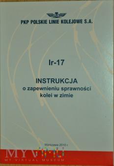 2010 - Ir-17 Instr. o zapewnieniu spraw. w zimie