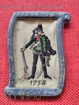 WHW 1758 Husar eines preußischen Regimentes