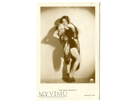 Marlene Dietrich Verlag ROSS 5379/2