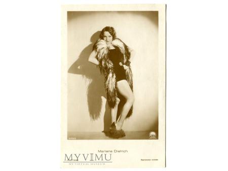 Duże zdjęcie Marlene Dietrich Verlag ROSS 5379/2