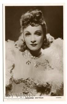 Marlene Dietrich Picturegoer nr W 5