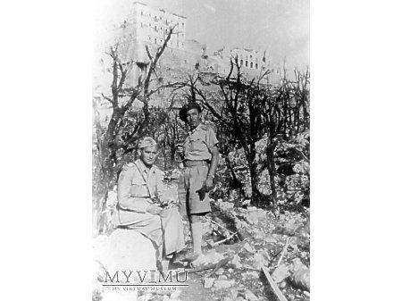 Monte Cassino ... zdjęcie 002 - II WŚ