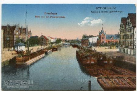 Bydgoszcz - początek XX wieku