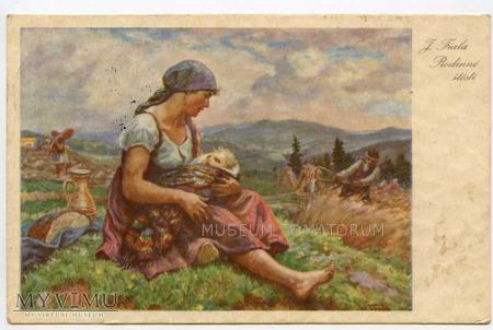Fiala - Macierzyństwo - Rodzinne szczęście