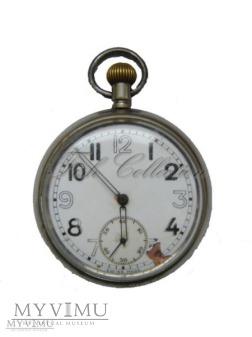 Wojskowy zegarek kieszonkowy G.S.T.P.