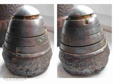 Austriacki szrapnel kal. 80 mm