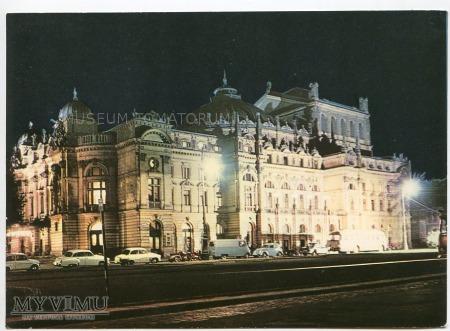 Kraków - Teatr Miejski, Słowackiego lata 70/80-te