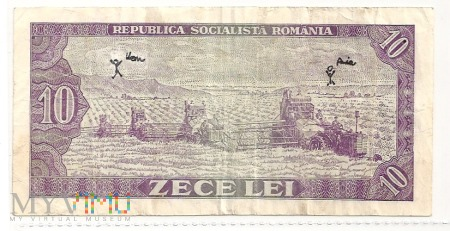 Rumunia.8.Aw.5 lei.1966.P-93a
