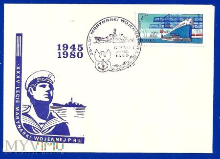 XXXV Lecie Marynarki Wojennej PRL-29.6.1980c