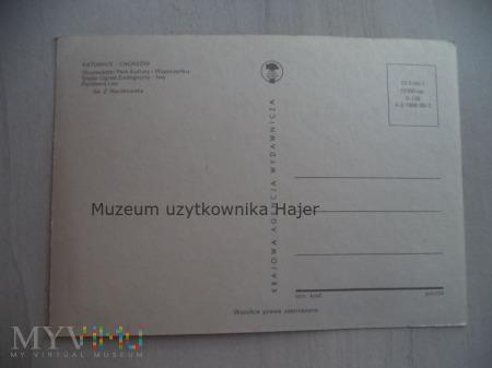 CHORZÓW - KATOWICE Wojewódzki Park Kultury i