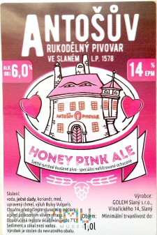 Honey Pink Ale